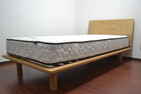 意外と買取時にお断りされてしまうベッドイープラスではできるだけお客様のご希望に沿うように頑張っています脚付きマットレスは難しいですがオーク材などのベッドなら  ...
