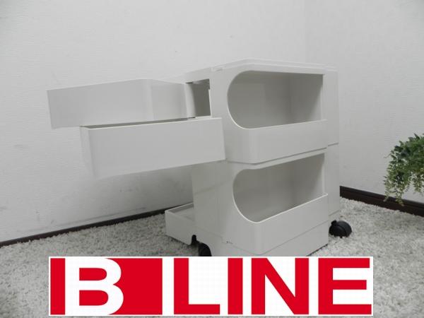 B-LINE ボビーワゴン 2段2トレイ ジョエコロンボ