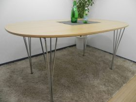 フリッツハンセン スーパー楕円テーブル買取